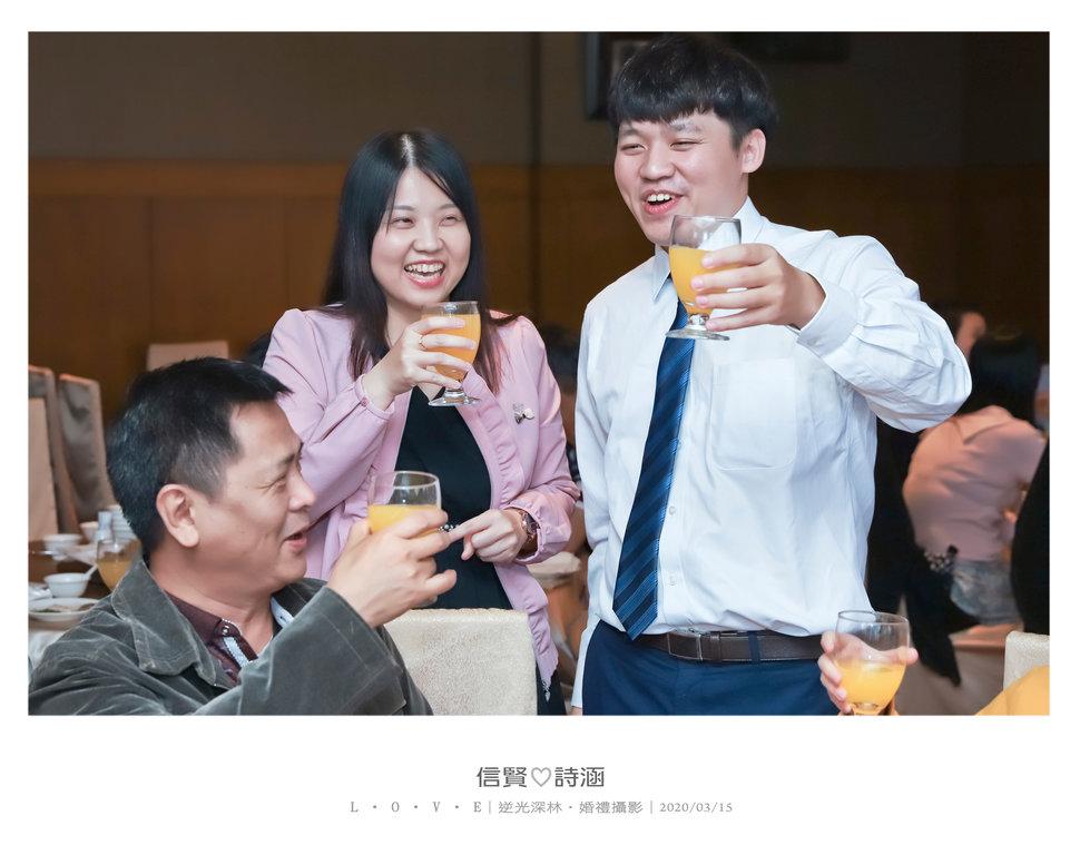 172 - 【逆光深林】婚禮攝影《結婚吧》