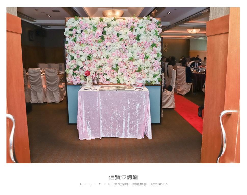 174 - 【逆光深林】婚禮攝影《結婚吧》