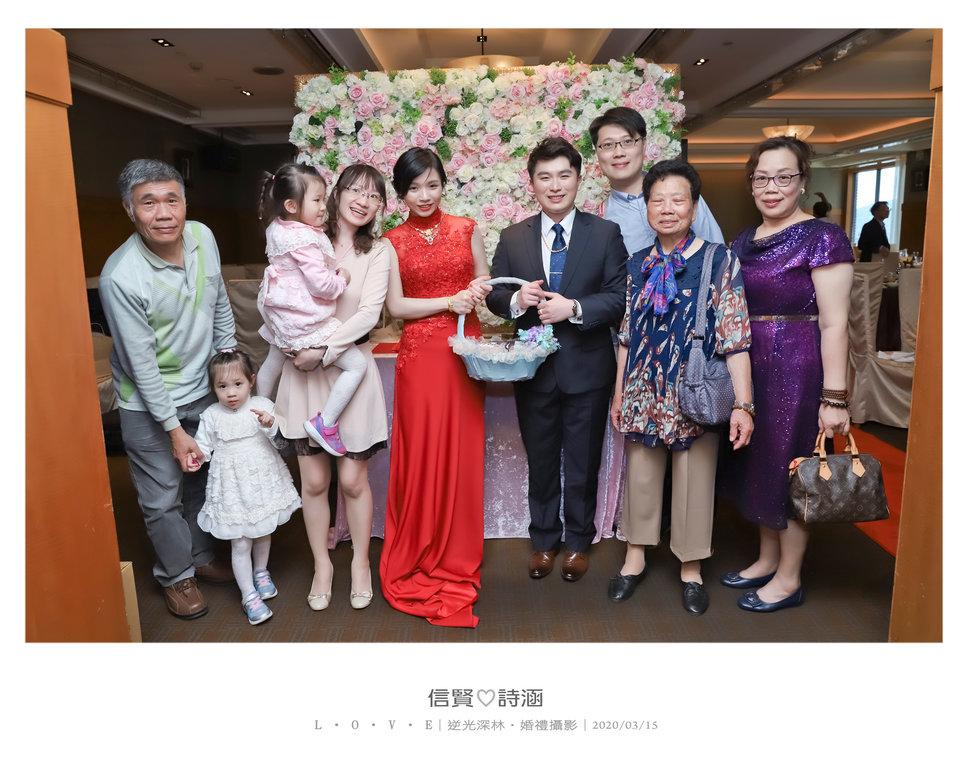 182 - 【逆光深林】婚禮攝影《結婚吧》