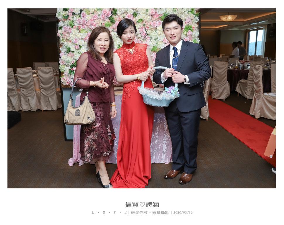 184 - 【逆光深林】婚禮攝影《結婚吧》