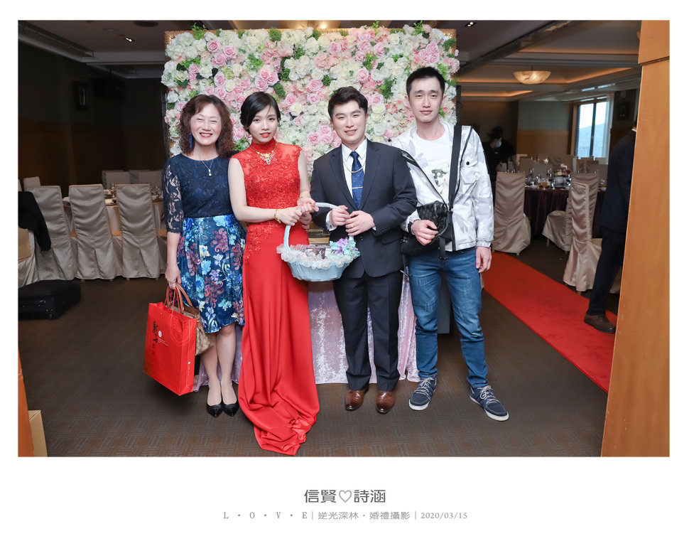 187 - 【逆光深林】婚禮攝影《結婚吧》