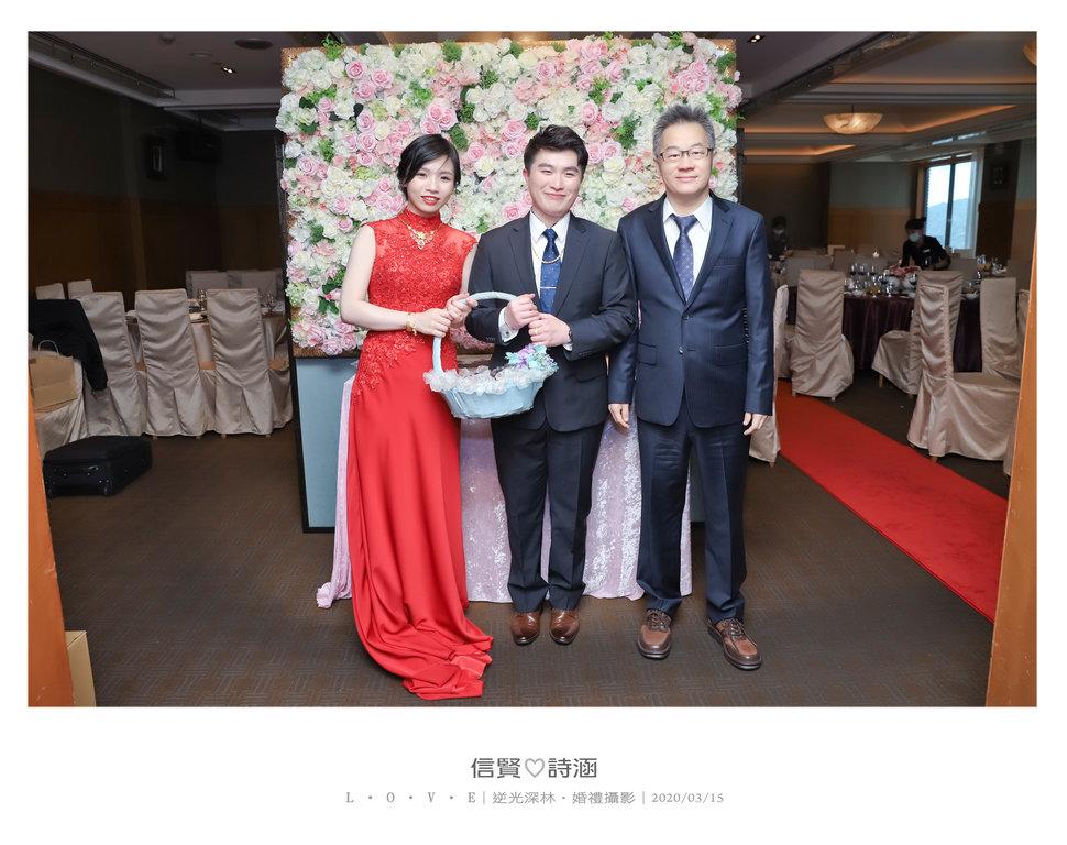 189 - 【逆光深林】婚禮攝影《結婚吧》