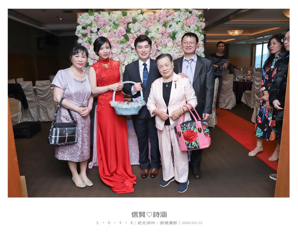 190 - 【逆光深林】婚禮攝影《結婚吧》