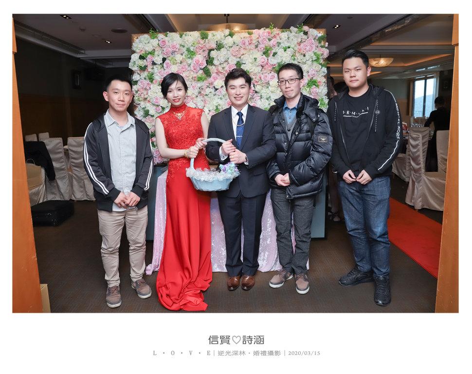 191 - 【逆光深林】婚禮攝影《結婚吧》