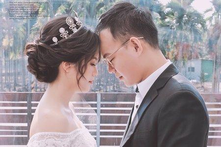 【逆光深林】婚禮-類婚紗-合輯