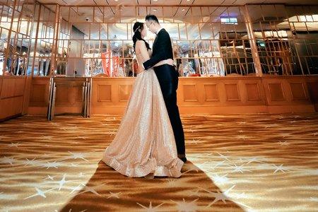 【逆光深林】 婚禮-類婚紗-合輯
