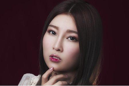 時裝造型韓系精緻妝容