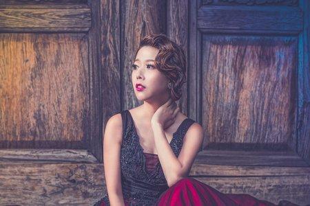 韓式時尚婚紗照
