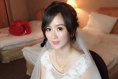 新娘單妝髮服務