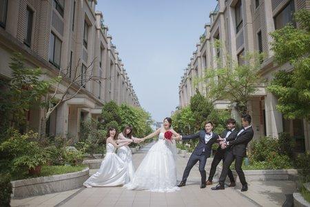 婚禮紀錄|健翔&安儒