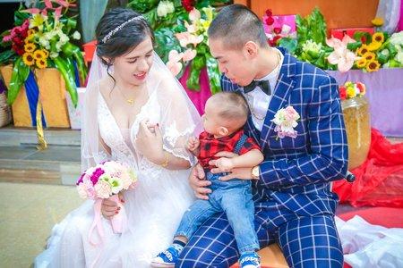 高雄杉林-活水教會證婚
