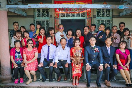 台南六甲-文定儀式