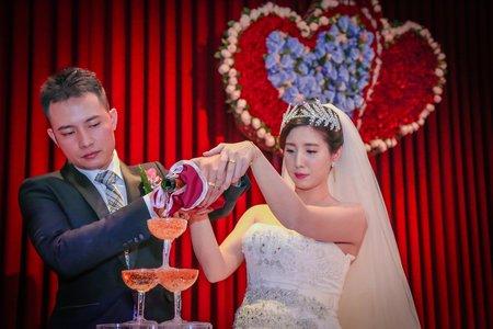 宴客拍攝-台南總理大飯店