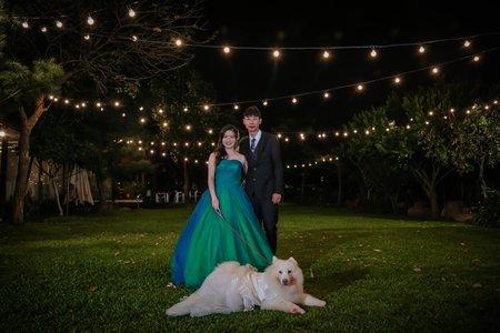 台中幸福莊園-證婚&宴客