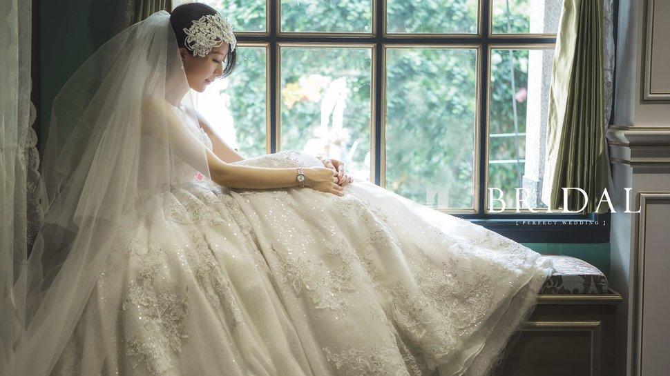 AT-013-2 - IN LACE 品牌婚紗 ‧ 手工訂製《結婚吧》