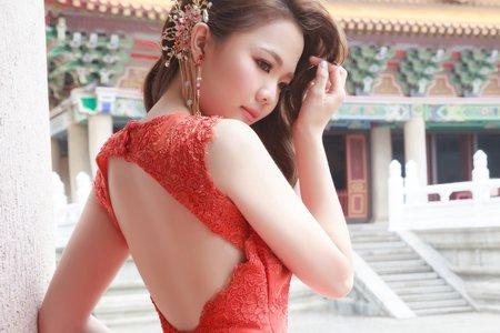 改良式旗袍