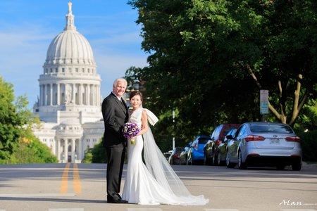 Bruce & Coris-美國婚禮紀錄/威斯康辛州