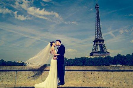 法國婚紗旅拍