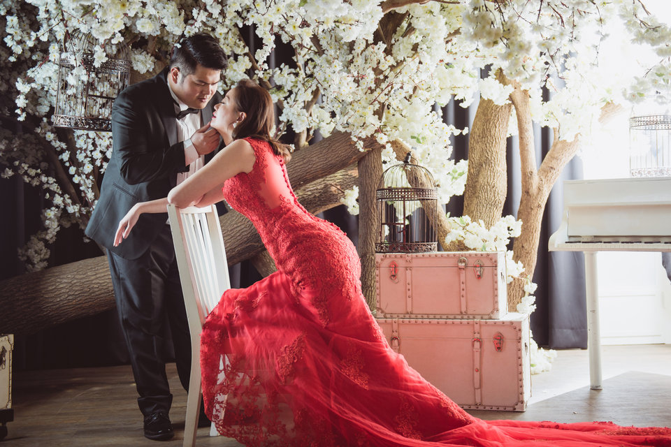 【Judy婚紗】茱蒂文創 · 婚禮,快速有效率~且溫馨的婚紗拍攝