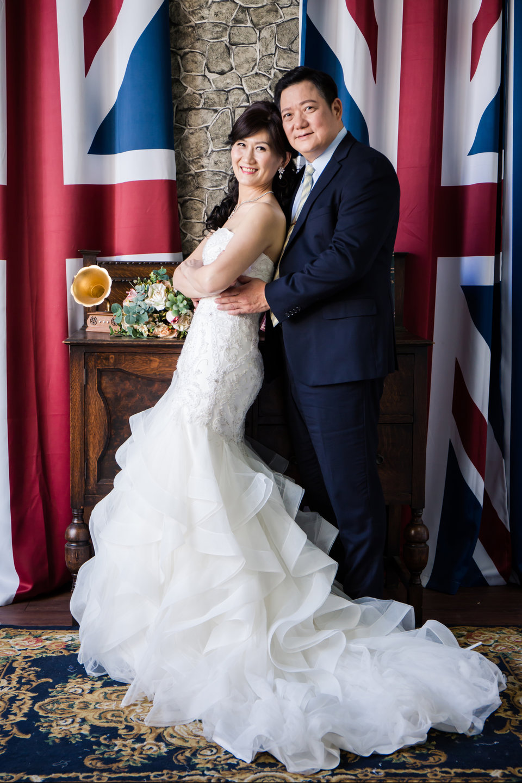 【Judy婚紗】茱蒂文創 · 婚禮,全家福毛片就很美的分享