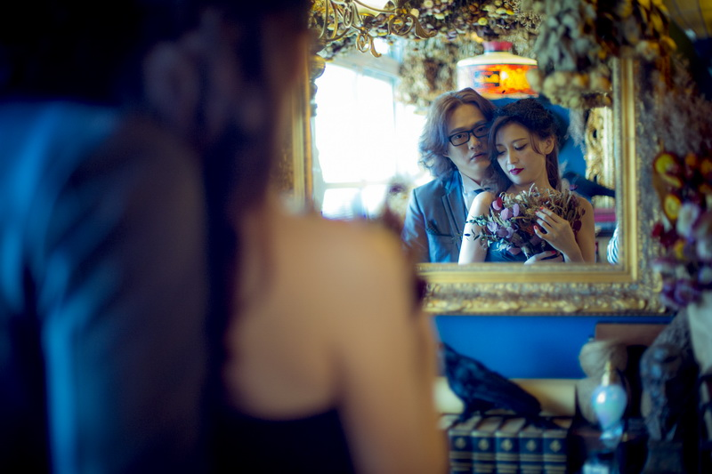 【Judy婚紗】茱蒂文創 · 婚禮,毛片分享~謝謝范范&大克&judy攝影團隊~~大推~推~推