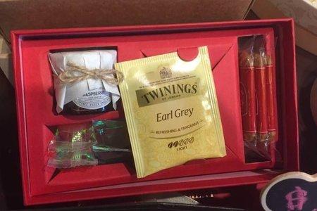喜氣紅禮盒