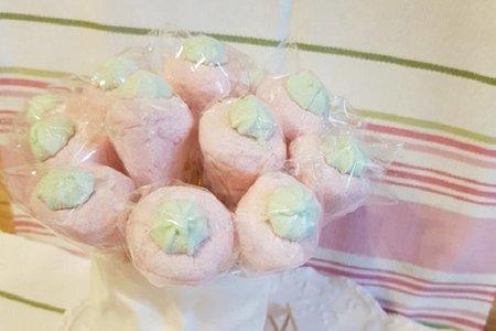 草莓棉花糖