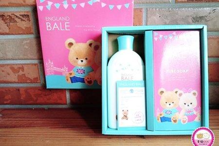 貝爾熊禮盒(1沐浴3香皂/1洗髮1沐浴)
