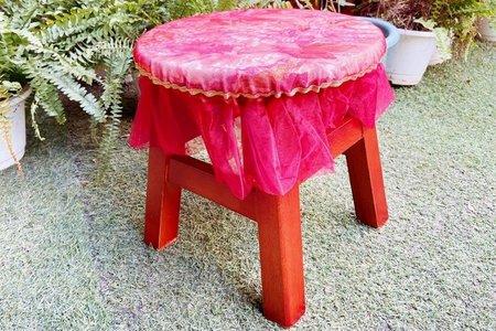 生子椅(矮)附椅套