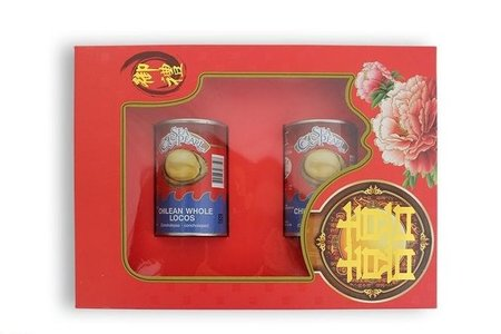 (兩粒)鮑魚禮盒