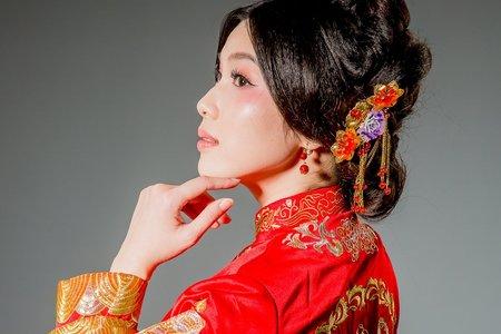 [龍飛鳳舞]-中式禮服訂製&秀禾服出租