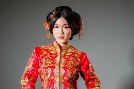 [巧玲瓏]-中式禮服訂製&秀禾服出租