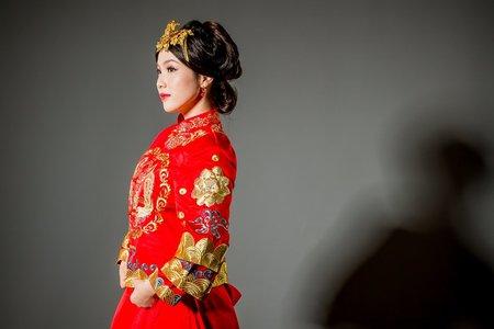 [金玉良緣]-中式禮服訂製&秀禾服出租