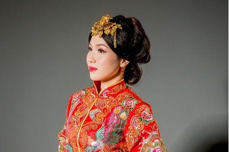 [花開富貴]-中式禮服訂製&秀禾服出租