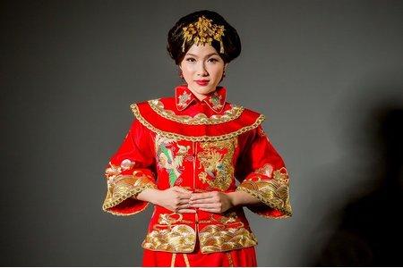 [良辰美景]-中式禮服訂製&秀禾服出租