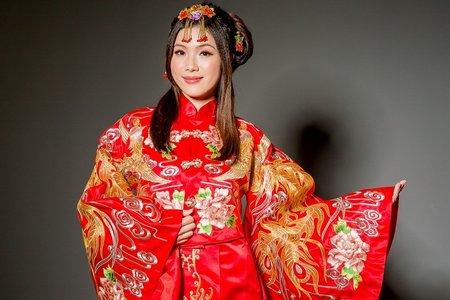 [緣訂三生]-中式禮服訂製&秀禾服出租