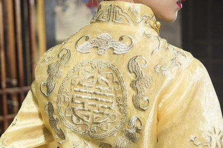 [甜蜜佳緣]-中式禮服訂製&秀禾服出租