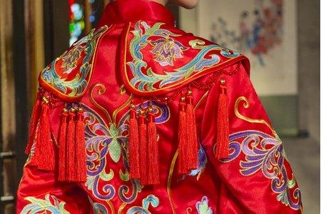 [琴瑟在御]-中式禮服訂製&秀禾服出租