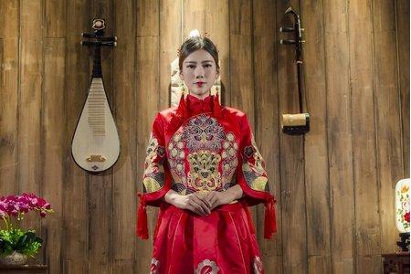 [美滿良緣]-中式禮服訂製&秀禾服出租
