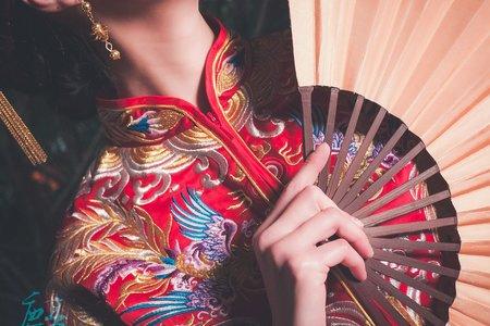 [姻緣相配]-中式禮服訂製&秀禾服出租