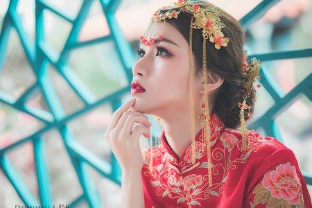 [神仙眷屬]-中式禮服訂製&秀禾服出租