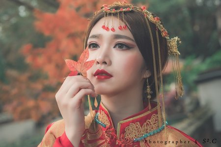 [相親相愛]-中式禮服訂製&秀禾服出租