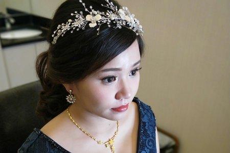 華麗新娘美造型