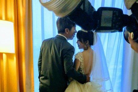 Fun ka 結婚儀式前拍照