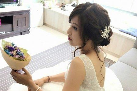 幸福少女文定/結婚二造型【晚宴】: