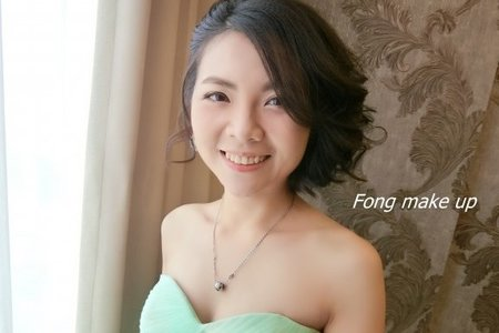 幸福花嫁新娘-單妝髮(一造型)