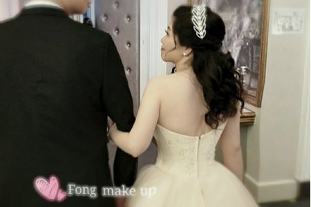 台中新娘秘書小鳳Fong-hui 歸寧宴客造型