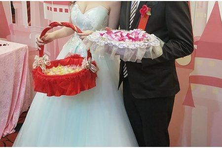 台中新娘秘書小鳳Fong-小公主幸福送客