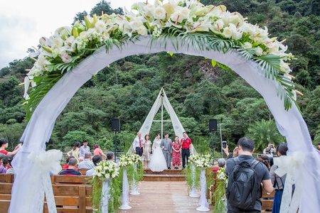 谷野教堂(戶外帳篷婚宴)
