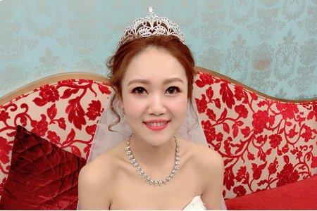 短髮新娘✨結婚🌷訂婚🌷造型